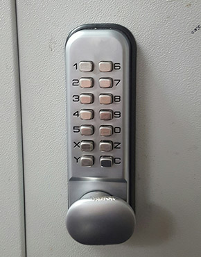 Advanced Code Lock