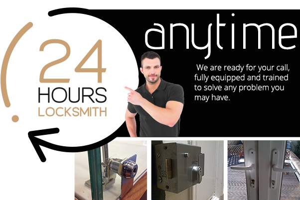24HR / 7 Days A Week At Your Service